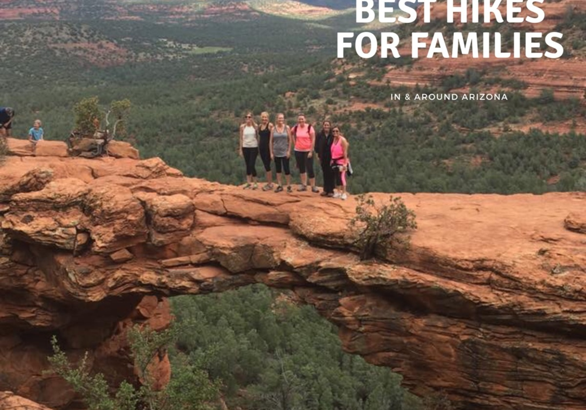Arizona Best Hikes for Families | Macaroni Kid North ...