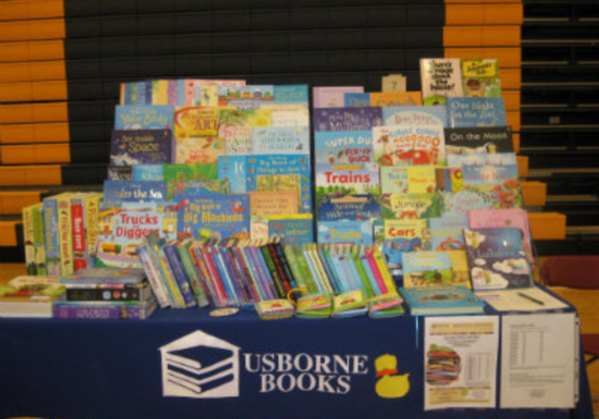 Usborne Books More Michelle Koetters Independent Consultant Macaroni Kid Bloomington Normal