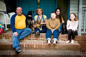 Macaroni Kid McDonough Publisher and family