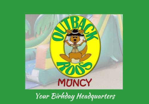 Outback Roos, Muncy, Birthday Fun, Birthday Parties