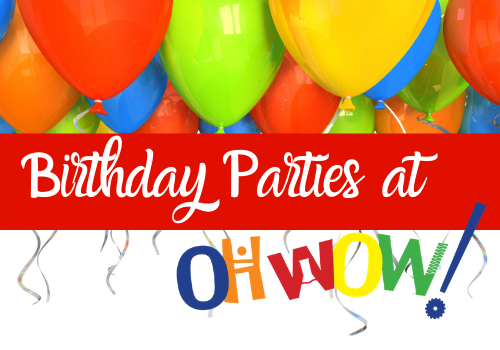 Birthday party ideas in Youngstown