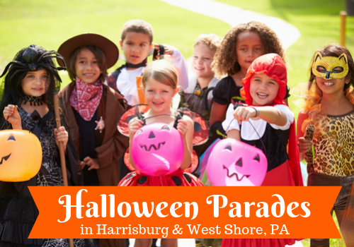 halloween parades in paxtang mechanicsburg marysville west shore