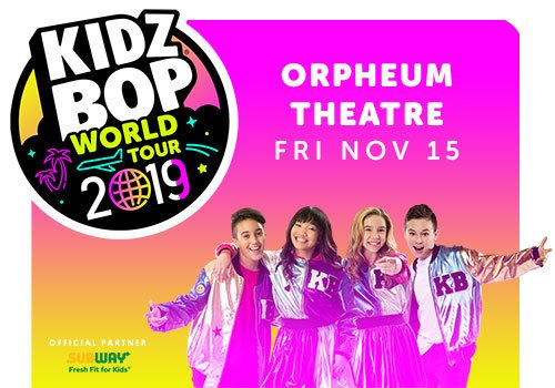 KidzBop World Tour in Boston, MA Ticket Giveaway