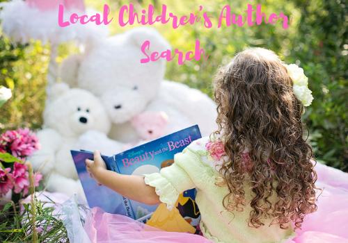 Loca children's Authors wanted Sacramento Placer and el dorado Hills areas