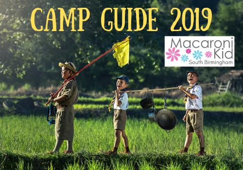 Find summer camp, spring break, winter break camps for kids in the Birmingham, Hoover, Alabaster, Alabama area