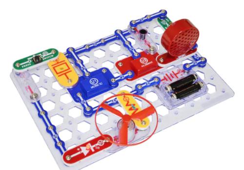 Pacific Ridge School STEM toys