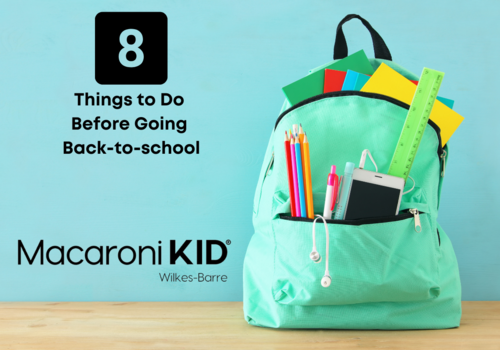 8 Things to Do