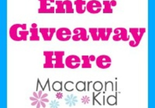 enter to giveaway