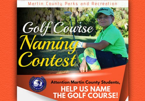MC Golf Course 2020 Student Naming Contest