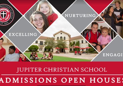 Jupiter Christian School Open House