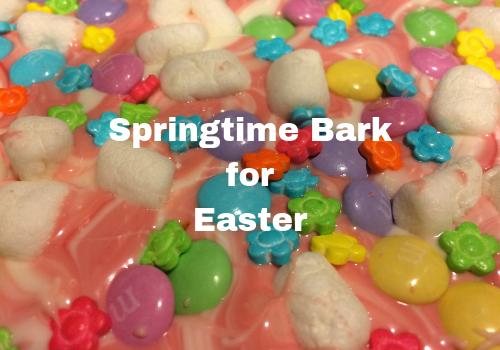 Springtime Bark for Easter