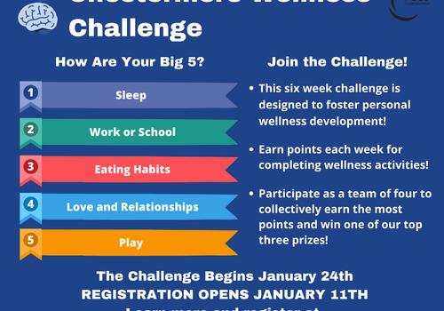 Chestermere Wellness Challenge