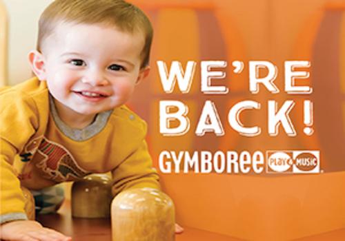 Gymboree Play & Music Reopening