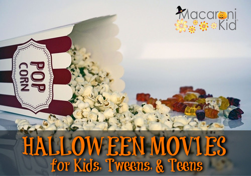 Halloween movies list