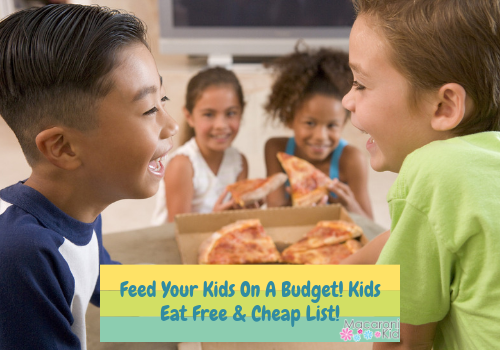 Kids Eat Free & cheap in NOCO