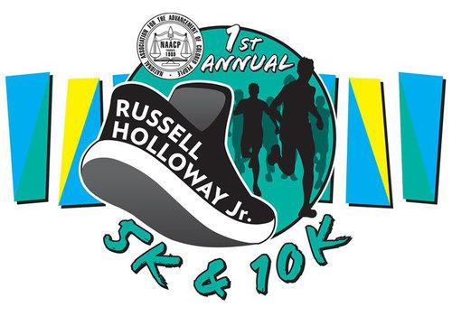 2021 NAACP Russell Holloway 5K/10K Walk and Run