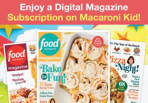 Digital Magazine offer for Canadian publishers -- Food Network Magazine