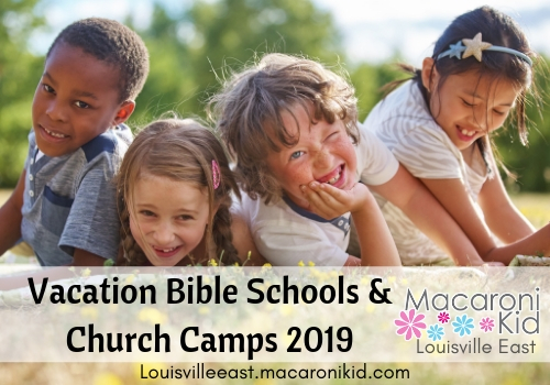2019 Vacation Bible Schools and Church Camps
