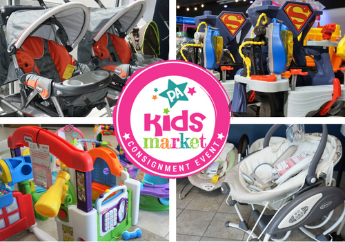 PA Kids Markets kid consignment sale shopping save deal Harrisburg 717 Cumberland county teen toddler preschool elementary dauphin county