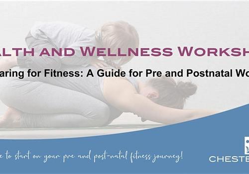 Chestermere prenatal postnatal fitness