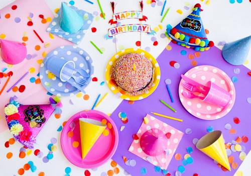 Birthday Party Tips Guide