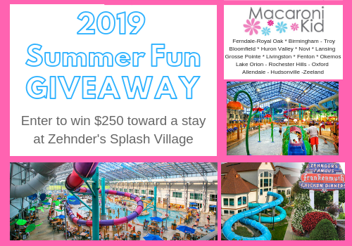 zhenders giveaway family fun michigan royal oak ferndale