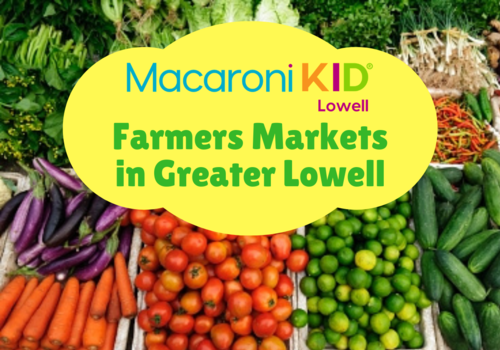 Farmers Markets in Greater Lowell picture of vegetables