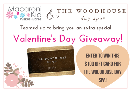 Woodhouse Day Spa Gift Card