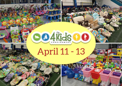 4 The Kids Consignment Sale