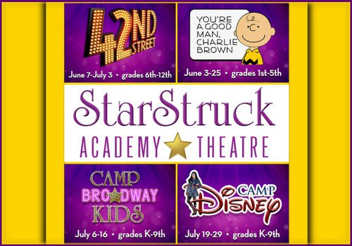 StarStruck 2021 Summer Programs