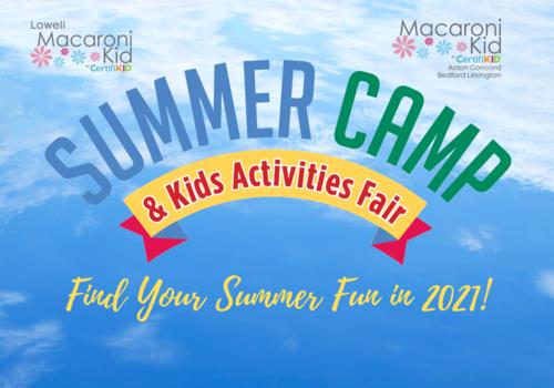 Summer Camp Fair logo