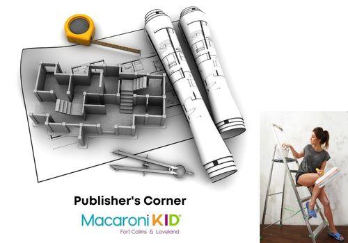 Publisher's Corner Changes