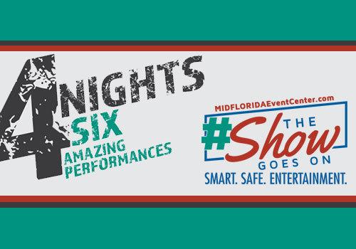 City of PSL 2021 Outdoor Concert Series