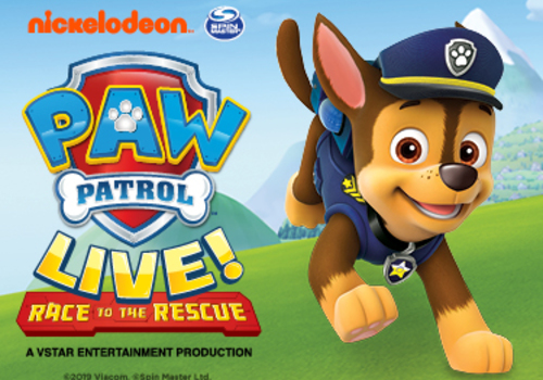 Paw Patrol at Covelli Center