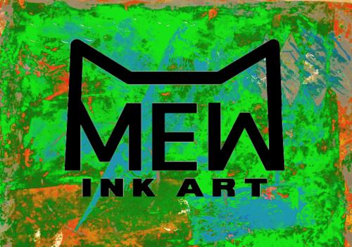 MEW INK ART