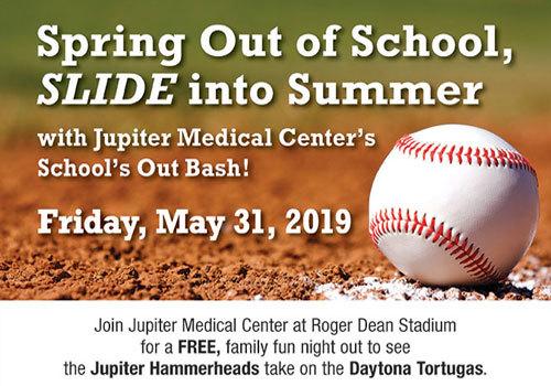 2019 Jupiter Medical Center School's Out Bash