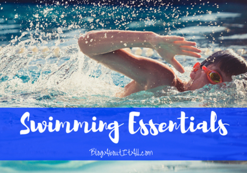 Swimming Essentials by Jessica at blogaboutitall.com
