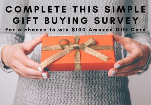 Gift Buying Survey