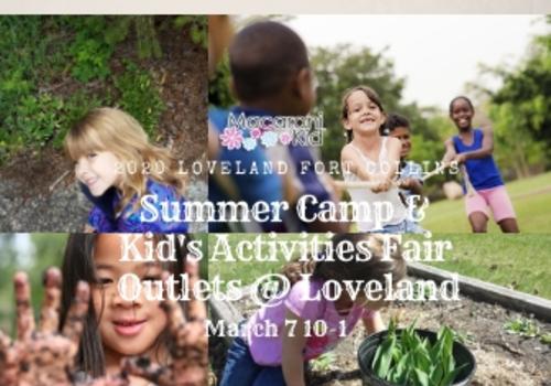 2020 Summer Camp & Kids Activities Fair