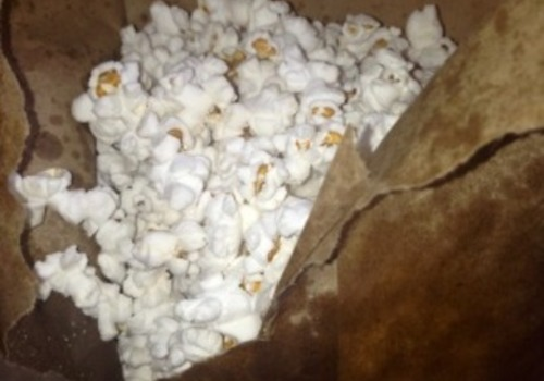 Make It at Home: Microwave Popcorn