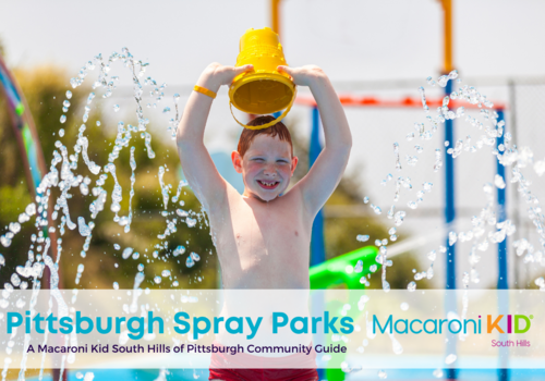Pittsburgh Spray Parks located in the South Hills area