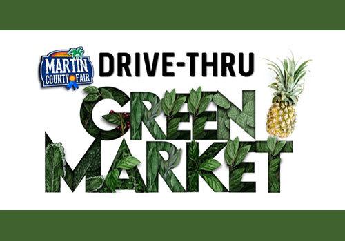 Drive-Thru Green Market