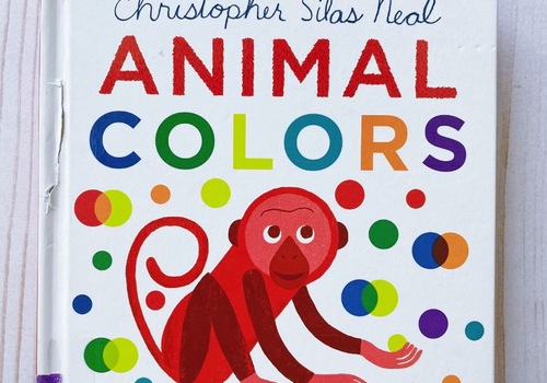 Book Review Animal Colors