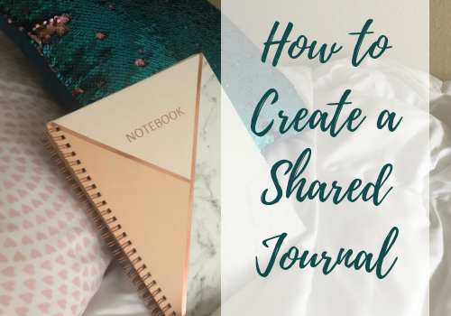How to create a shared journal