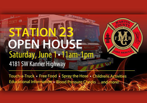 2019 Martin County Fire Rescue Station 23 Open House