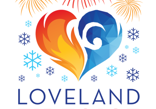 Loveland Fire & Ice Logo