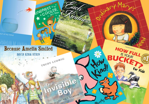 8 books that inspire kindness in kids