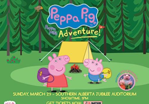 Peppa Pig Calgary