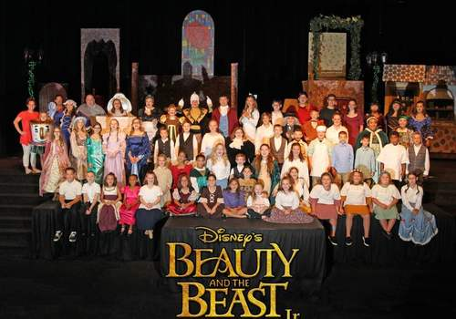kids first theater initiative beauty and the beast