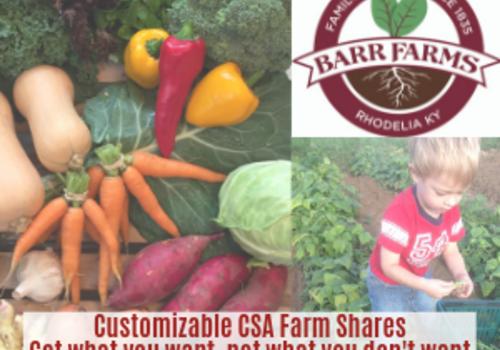 Barr Farms CSA